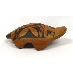 Hopi Pottery Turtle by Juanita Healing
