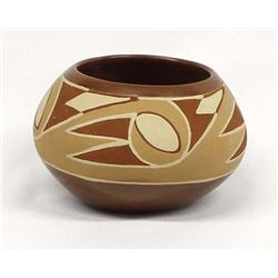 San Juan Pottery Bowl by Rosita Cata