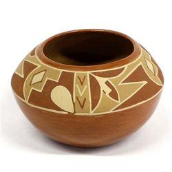 Vintage San Juan Pottery Bowl by Rosita Cata