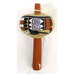 Hopi Gourd Ceremonial Dance Rattle