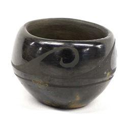 Historic Santo Domingo Pottery Jar