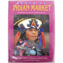 Santa Fe Indian Market by Sheila Tryk