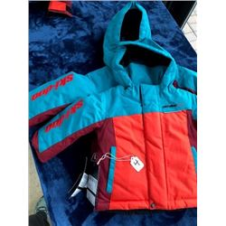 2- Skidoo kids' winter coats, sizes 5 & 2