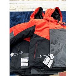 2 Skidoo kids' winter coats, sizes 7&8