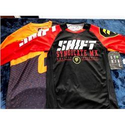 2 jerseys, size S