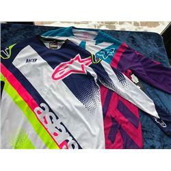 2 jerseys, size L & XL