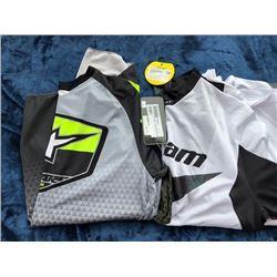 2 jerseys, size L