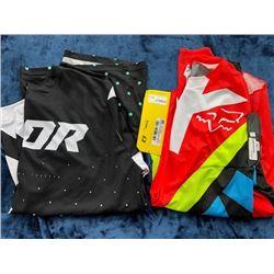 2 jerseys, size XL