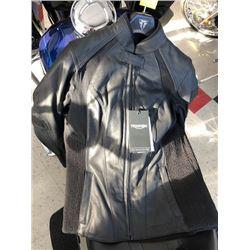 Triumph Cara leather jacket, women's L