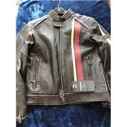 Triumph Raven 2 leather jacket, size M