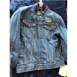 Triumph Giubbino Trucker Patch jacket, size XL