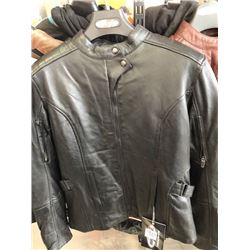 Joe Rocket Glorious and Free leather jacket, M