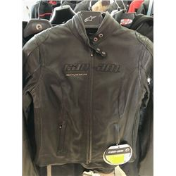 Can-Am Veronica leather jacket, M