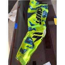 One Pair SHIFT racing pant: Size 36