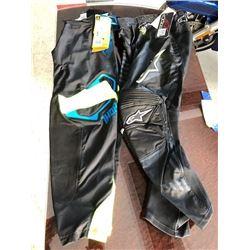 2 Racing Pants: Size 30