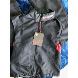 Joe Rocket ladies Diva textile pants, M; Ducati comfort vest, S