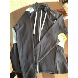 1 ladies' Can-am zipped poly jacket, size L