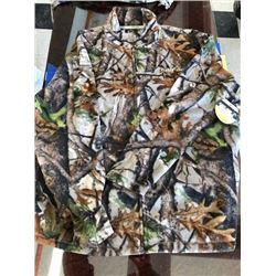 Fleece jacket, size 3XL