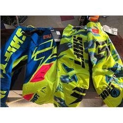 Two SHIFT Racing Pants: size 34