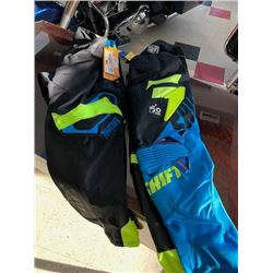 Two Racing Pants: One SHIFT and One THOR Racing Pants Size 34