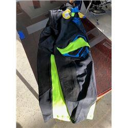 THOR S7 Primefit Green/Black Pant Size 36