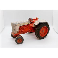 Case tractor USED One front wheel broken