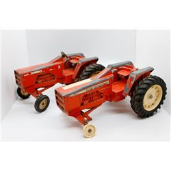 2 Allis Chalmers 190 tractors USED    1/16