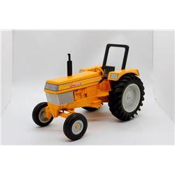 White American 60 tractor Yellow    1/16