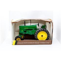 1953 John Deere 70 Row Crop Ertl 1:16