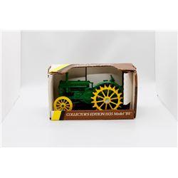 1935 John Deere BR tractor Ertl 1:16