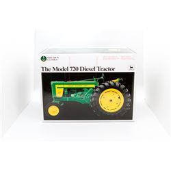 John Deere 720 diesel tractor 10 Precision Classics Ertl 1:16 HAS BOX