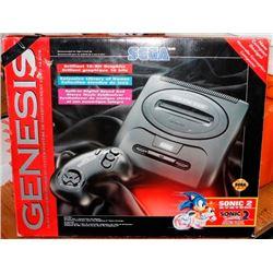 Genesis 16-Bit Video Entertainment System