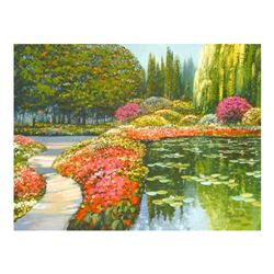 The Colors Of Giverny by Behrens (1933-2014)