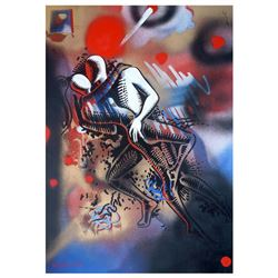 The Scarlet Overture by Kostabi Original