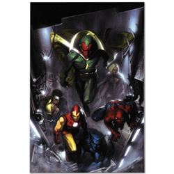 Secret Invasion #2 by Marvel Comics