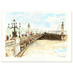 Bridge by Huchet, Urbain