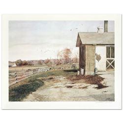 Yellow Brick Barn by Nelson, William