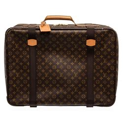Louis Vuitton Monogram Canvas Leather Satellite