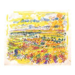 Vosne Romanee - Burgundy, France by Ensrud Original