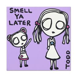 Smell Yuh Later by Goldman Original