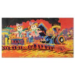 Choo Choo Children by Henrie (1932-1999)