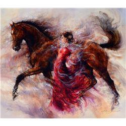 Beautiful Gary Benfield Mercedes Storm