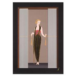 Boudoir by Erte (1892-1990)