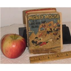 Little Big Book Miickey Mouse 1944