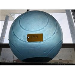 Exercise ball (weighted)