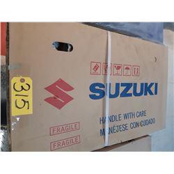 Suzuki Rear Door Glass - 84546-57L00