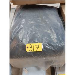 Suzuki XL-7 3 Row 6 Piece set Black floor mats
