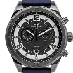 Ulysse Girrard Swiss Chronograph Men's Watch