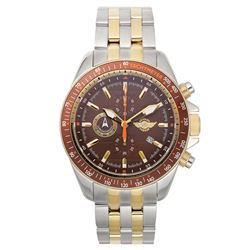 Zentler Freres Chronograph Chimaera Mens Watch