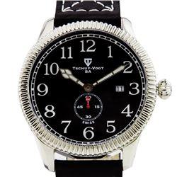 Tschuy-Vogt Men's Military Design Watch